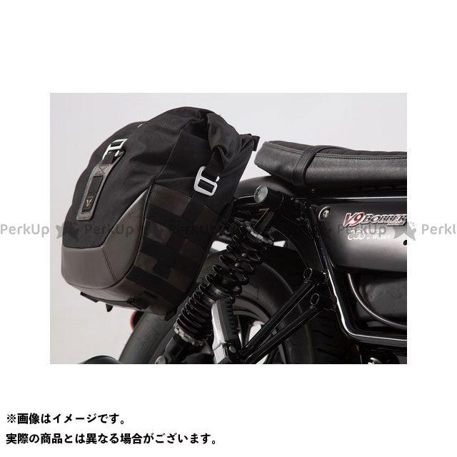 SW-MOTECH その他のモデル ツーリング用バッグ レジェンドギア サイドバッグセット Moto Guzzi V9 Roamer/Bobber(16-) SWモテック
