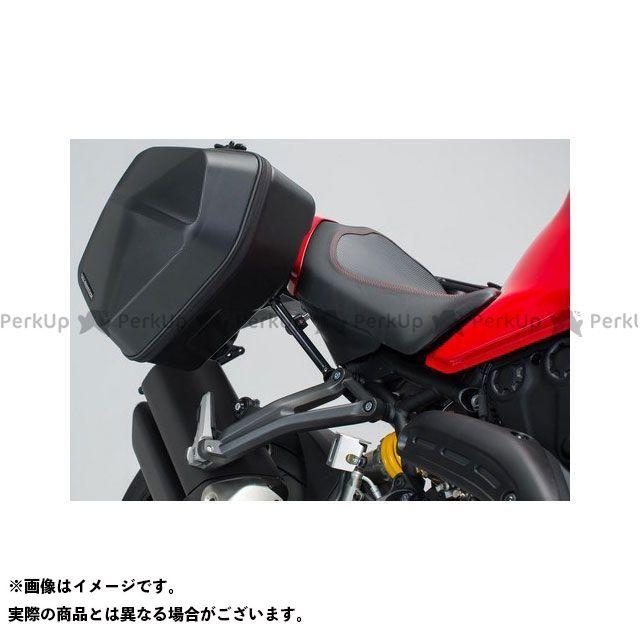 SW-MOTECH モンスター1200 ツーリング用ボックス URBAN ABS サイドケースシステム 2x 16 l. Ducati Monster 821/1200(14-) BC.HTA.22.511.300 SWモテック