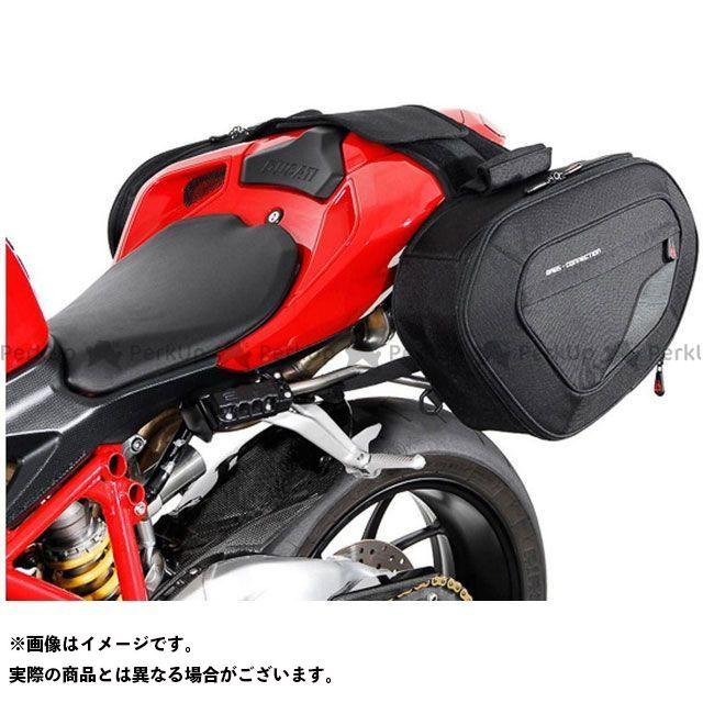 SW-MOTECH ツーリング用バッグ BLAZE サドルバッグセット -ブラック/グレー-Superbike 848(-13)1098(-09)1198(-12).|BC.HTA.22.740 SWモテック