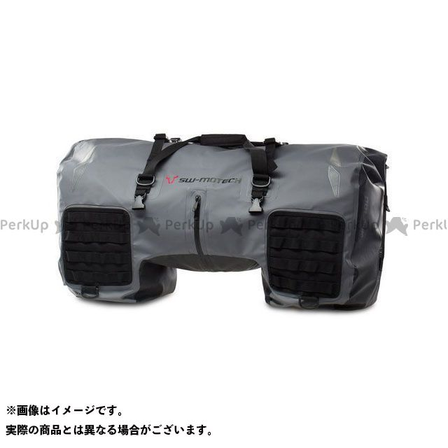 SW-MOTECH ツーリング用バッグ Drybag(ドライバッグ)700 テールバッグ 70 l. グレー/ブラック 防水 BC.WPB.00.021.10000 SWモテック
