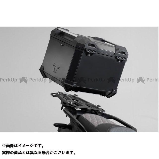 SW-MOTECH トレーサー900・MT-09トレーサー ツーリング用ボックス TRAX ADV トップケース システム. シルバー Yamaha MT-09 Tracer/ Tracer 900GT(18-).|GPT. SWモテック