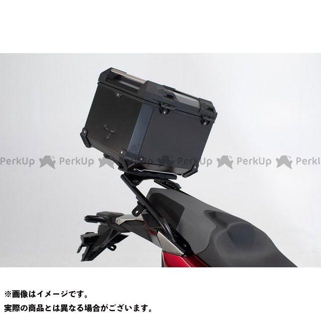 SW-MOTECH G310GS ツーリング用ボックス TRAX ADV トップケース システム. シルバー BMW G 310 GS(17-).|GPT.07.862.70000/S SWモテック