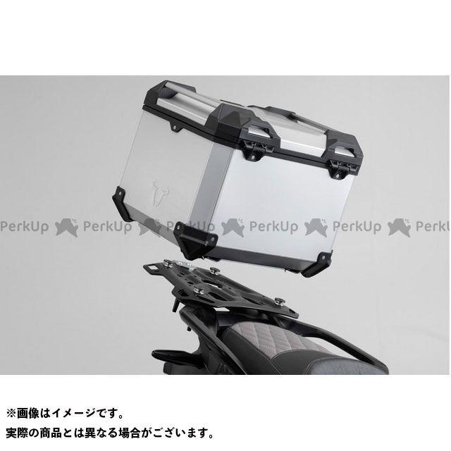 【エントリーで更にP5倍】SW-MOTECH タイガー1200XCA タイガー1200XRT ツーリング用ボックス TRAX ADV トップケース システム. ブラック Triumph Tiger 1200(18-). GPT.11.900.70000…