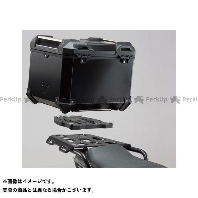 SW-MOTECH ツーリング用ボックス TRAX(トラックス)ADV トップケースシステム ブラック - Ducati Multistrada 1200/S - Hyperstrada SWモテック