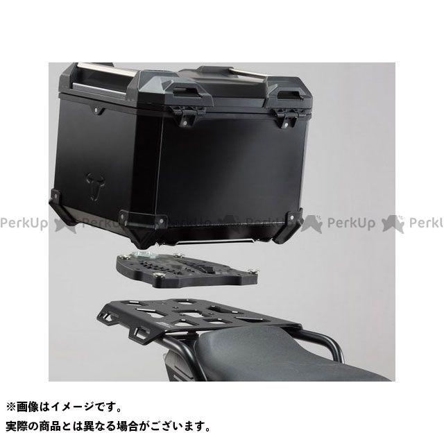 【エントリーで更にP5倍】SW-MOTECH ムルティストラーダ1200 ムルティストラーダ1200S ツーリング用ボックス TRAX(トラックス)ADV トップケースシステム ブラック SWモテック