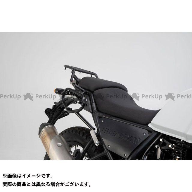 【エントリーで最大P21倍】SW-MOTECH CB500F CBR500R キャリア・サポート SLC サイドキャリア 右側 Honda CB500F(16-)、CBR500R(16-).|HTA.01.742.11000 SWモテック