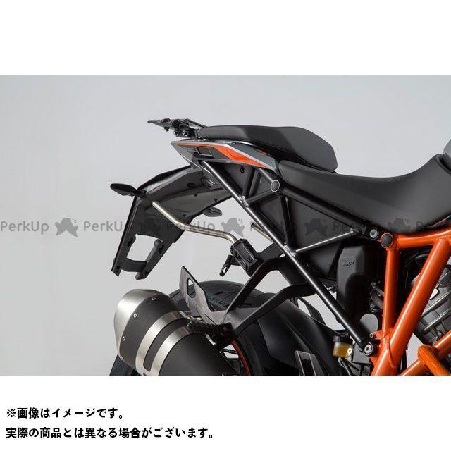 SW-MOTECH 1290 スーパーデュークGT ツーリング用ボックス BLAZE(ブレイズ)パニア スペーサーバーKTM 1290 Super Duke GT(16-).|HTA.04.740.80300/B SWモテック