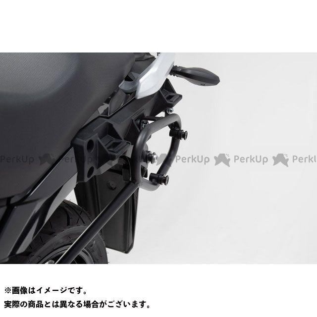 【エントリーで最大P21倍】SW-MOTECH Vストローム250 キャリア・サポート SLC サイドキャリア 左 Suzuki V-Strom 250(18-).|HTA.05.908.10000 SWモテック