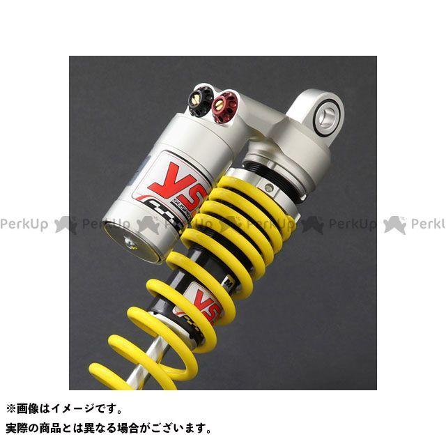 YSS RACING イナズマ400 リアサスペンション関連パーツ Sports Line S362 330mm ボディカラー:シルバー スプリングカラー:イエロー YSS