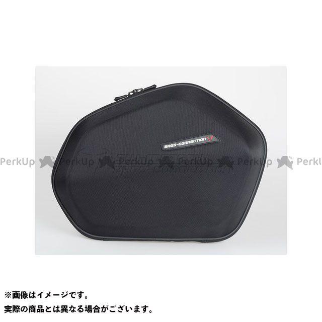 SW-MOTECH CB500F CB500X CBR500R ツーリング用ボックス AERO ABS サイドケースシステム -ブラック- SWモテック