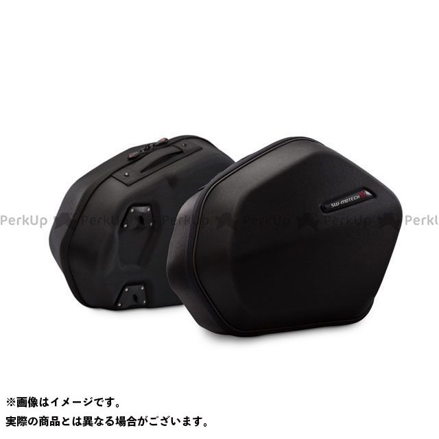 SW-MOTECH その他のモデル ツーリング用ボックス AERO ABS サイドケースシステム. 2x25 l. Honda CB 750(92-03).|KFT.01.417.60000/B SWモテック