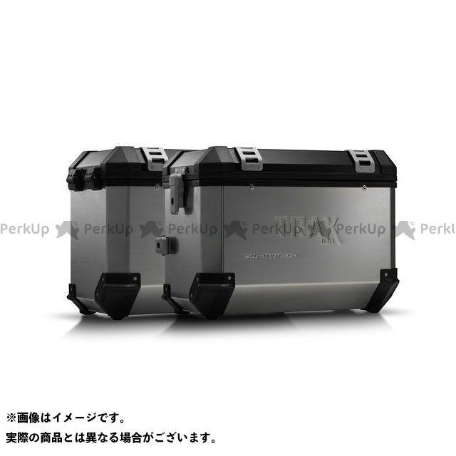 【エントリーで更にP5倍】SW-MOTECH XL700Vトランザルプ ツーリング用ボックス TRAX ION アルミニウムケース システム. ブラック 45/45 l. Honda XL 700 V Transalp(07-12). SWモテック