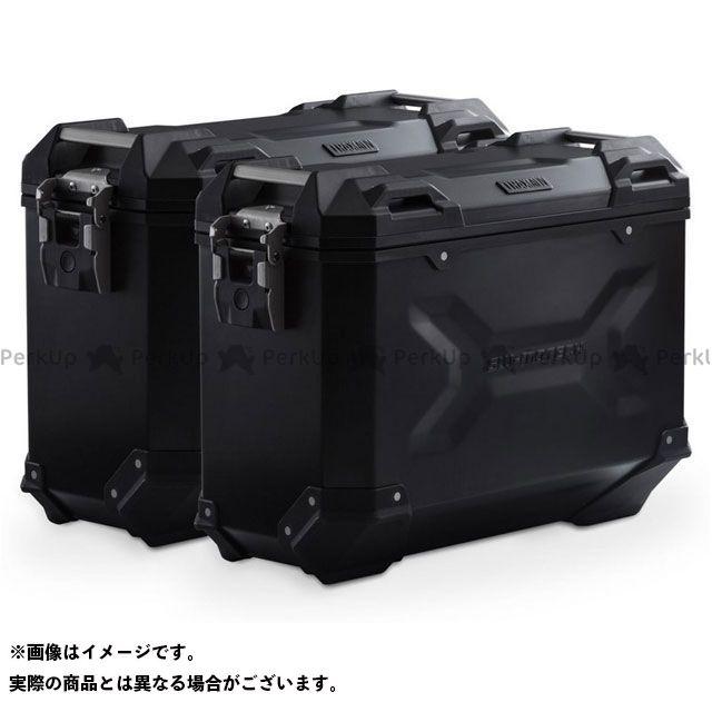 SW-MOTECH X-ADV ツーリング用ボックス TRAX ADV アルミ ケースシステム -ブラック- 37/37 l. Honda X-ADV(16-).|KFT.01.889.70000/B SWモテック