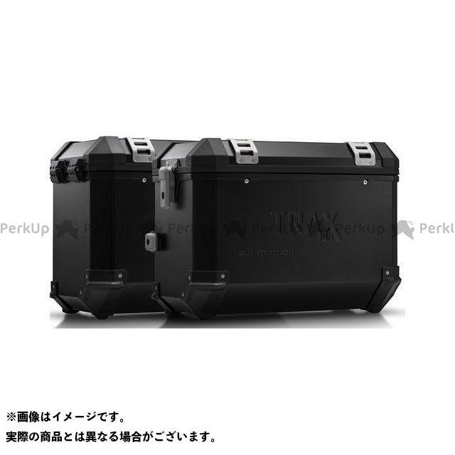 【エントリーで更にP5倍】SW-MOTECH 950アドベンチャー 990アドベンチャー ツーリング用ボックス TRAX(トラックス)ION アルミケースシステム ブラック 45/45 l. KTM 950 Adv./990 Adv.(03-)|KFT…