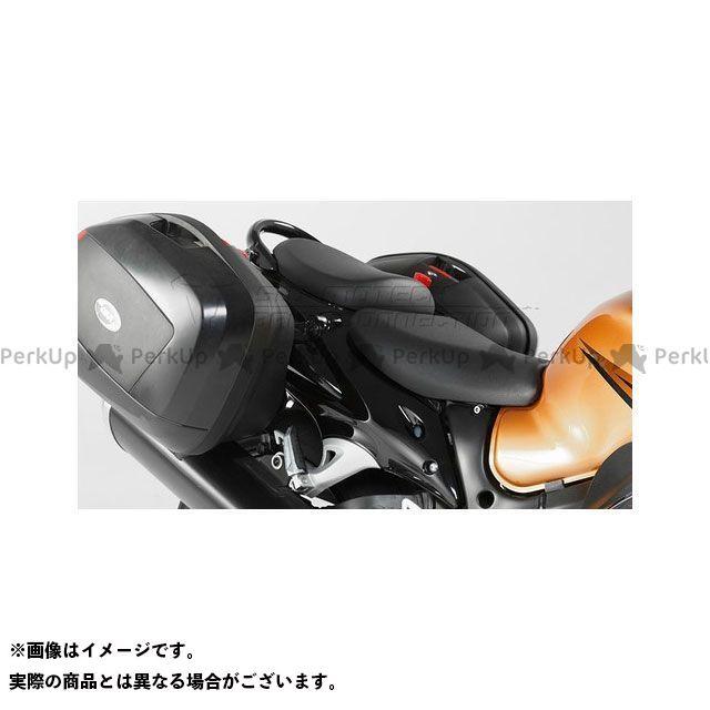 SW-MOTECH 隼 ハヤブサ ツーリング用ボックス GIVI V35サイドケース用クイックロックキャリアー GSX-R 1300 Hayabusa(08-) SWモテック