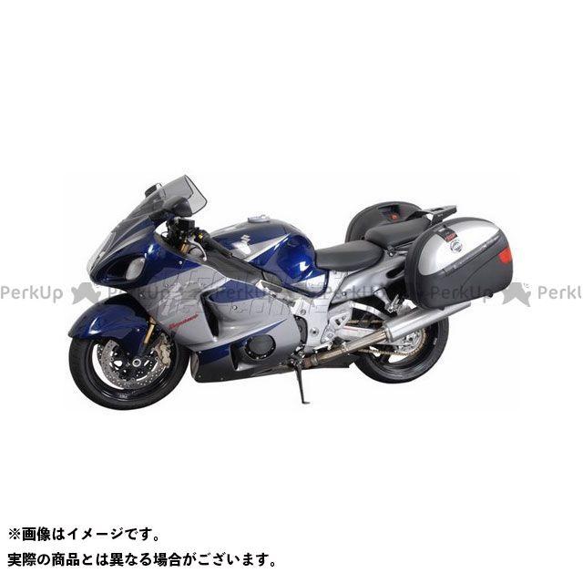 SW-MOTECH 隼 ハヤブサ ツーリング用ボックス EVOサイドケースキャリア GSX1300R Hayabusa(08-) SWモテック