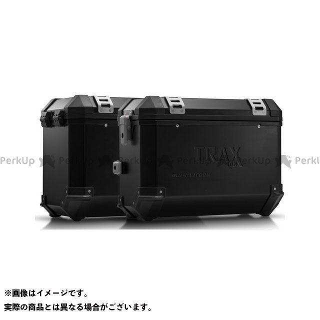 SW-MOTECH XT1200Zスーパーテネレ ツーリング用ボックス TRAX(トラックス)ION アルミケースシステム ブラック 37/45 l. Yamaha XT1200Z スーパーテネレ(10-)|KFT.06.1 SWモテック