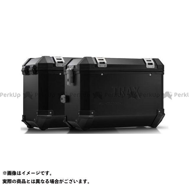【エントリーで更にP5倍】SW-MOTECH MT-07 ツーリング用ボックス TRAX(トラックス)ION アルミケースシステム ブラック 45/45 L. Yamaha MT-07 Tracer(16-)|KFT.06.593. SWモテック