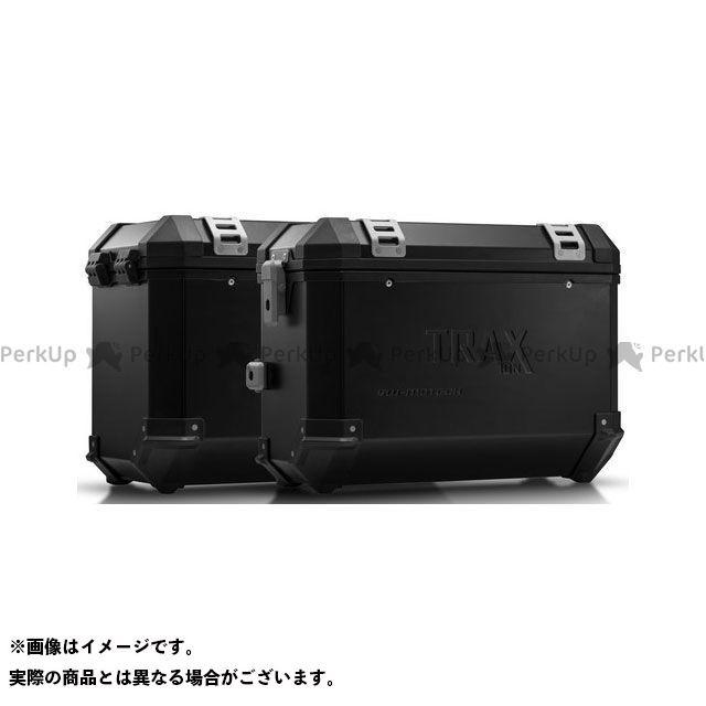 SW-MOTECH R1200GS R1200GSアドベンチャー ツーリング用ボックス TRAX(トラックス)ION アルミケースシステム ブラック 37/45 L. BMW R 1200 GS(04-12)/Adv.|KFT.07 SWモテック
