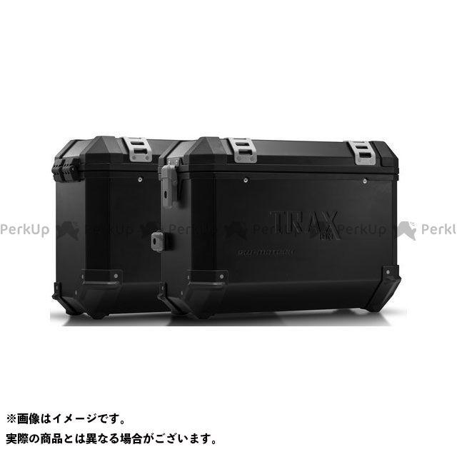 【エントリーで更にP5倍】SW-MOTECH S1000XR ツーリング用ボックス TRAX(トラックス)ION アルミケースシステム ブラック 37/37 L. BMW S 1000 XR(15-)|KFT.07.592.50001/ SWモテック