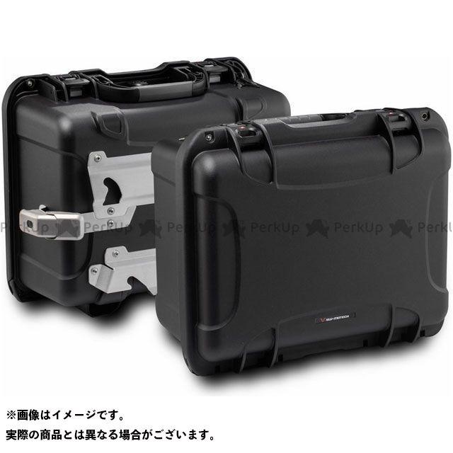 【エントリーで更にP5倍】SW-MOTECH ヴェルシス650 ツーリング用ボックス NANUK side case systemBlack. Kawasaki Versys 650(15-). KFT.08.518.40000/B SWモテック