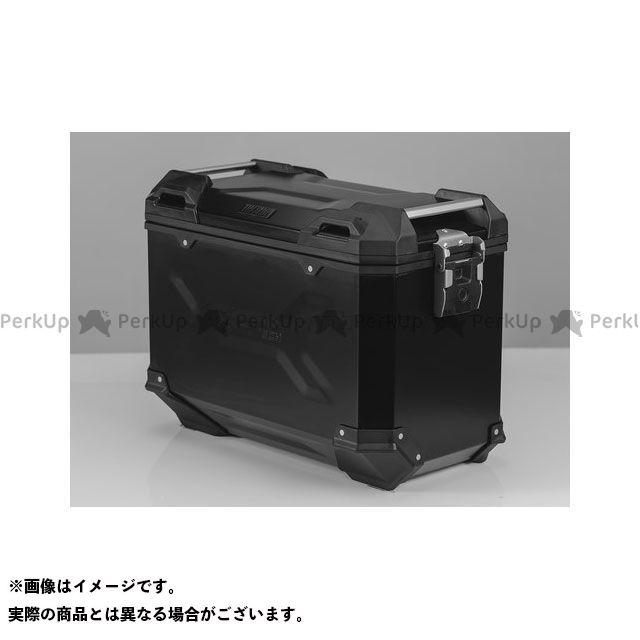 SW-MOTECH ヴェルシス650 ツーリング用ボックス TRAX(トラックス)ADV パニアシステム ブラック 45/45 L、Kawasaki Versys 650(15-) SWモテック