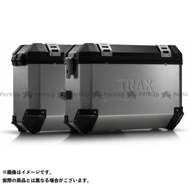 SW-MOTECH ツーリング用ボックス TRAX ION(トラックスアイオン)アルミニウムケースシステム KFT.11.483.50002/S SWモテック