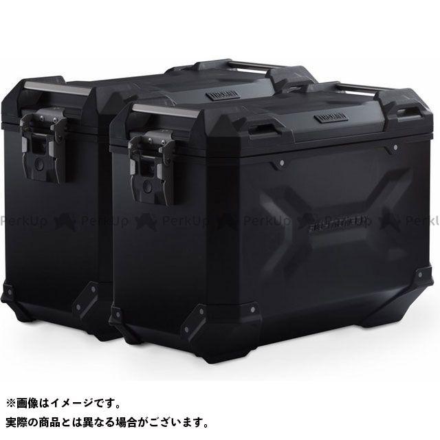 SW-MOTECH ツーリング用ボックス TRAX ADV(トラックス エーディーブイ)アルミニウムケースシステム|KFT.11.483.70101/B SWモテック