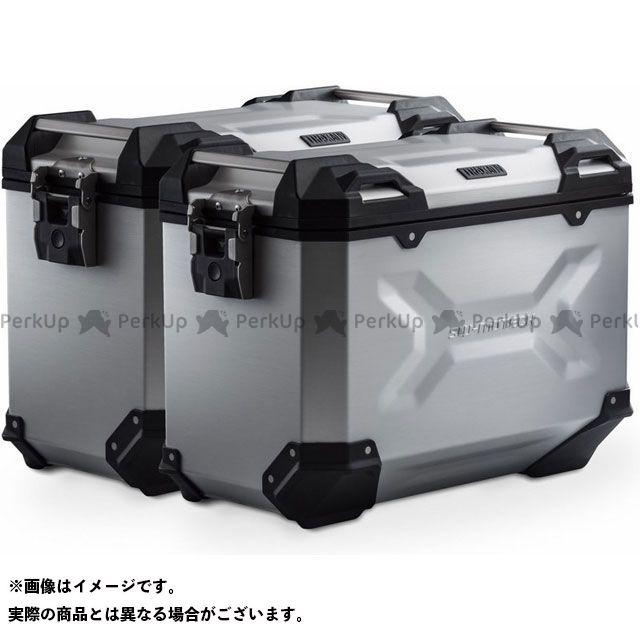 SW-MOTECH ツーリング用ボックス TRAX ADV(トラックス エーディーブイ)アルミニウムケースシステム|KFT.11.483.70101/S SWモテック