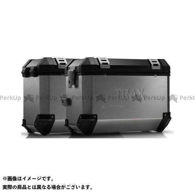 SW-MOTECH ムルティストラーダ1200 ムルティストラーダ1200S ツーリング用ボックス TRAX(トラックス)ION アルミケースシステム シルバー 45/45 L. ムルティストラーダ 1200/S(15-)|KFT.22.584.5 S…
