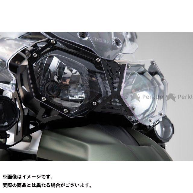 SW-MOTECH その他電装パーツ ヘッドライトガード ブラック|LPS.11.900.10000/B SWモテック
