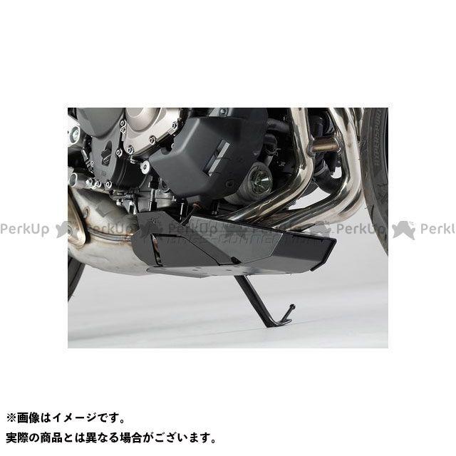 SW-MOTECH カウル・エアロ フロントスポイラー(ブラック)Yamaha MT-09(13-) SWモテック