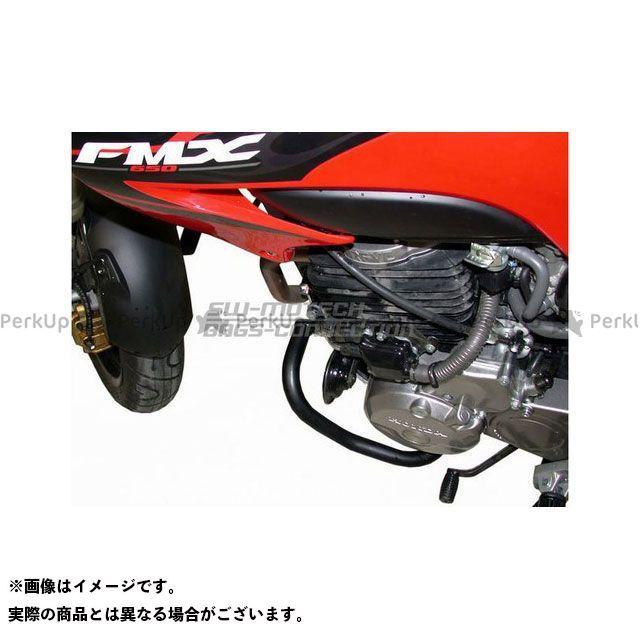 SW-MOTECH FMX650 スライダー類 クラッシュバー FMX650(05-06)-ブラック- SWモテック