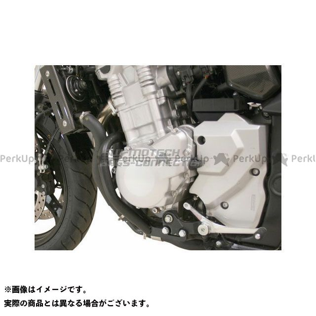 SW-MOTECH バンディット1250 バンディット1250S スライダー類 クラッシュバー GSF1250 Bandit(07-)-ブラック- SWモテック