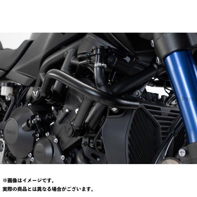 【エントリーで更にP5倍】SW-MOTECH ナイケン スライダー類 クラッシュバー -ブラック- Yamaha NIKEN(18-).|SBL.06.859.10000/B SWモテック
