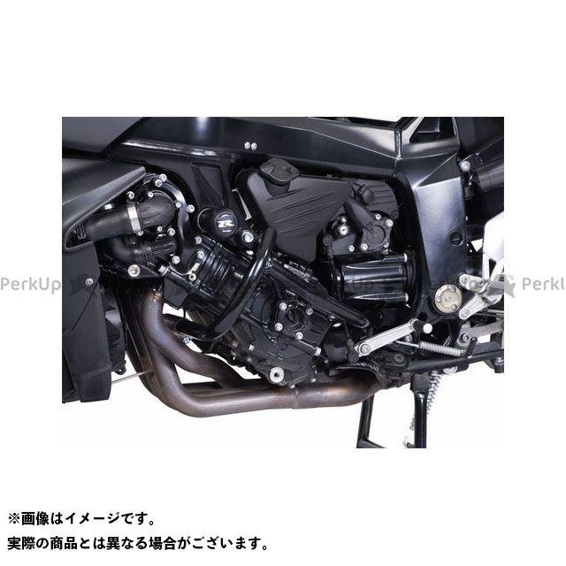 【エントリーで更にP5倍】SW-MOTECH K1200R K1200Rスポーツ K1300R スライダー類 クラッシュバー BMW ブラック SWモテック