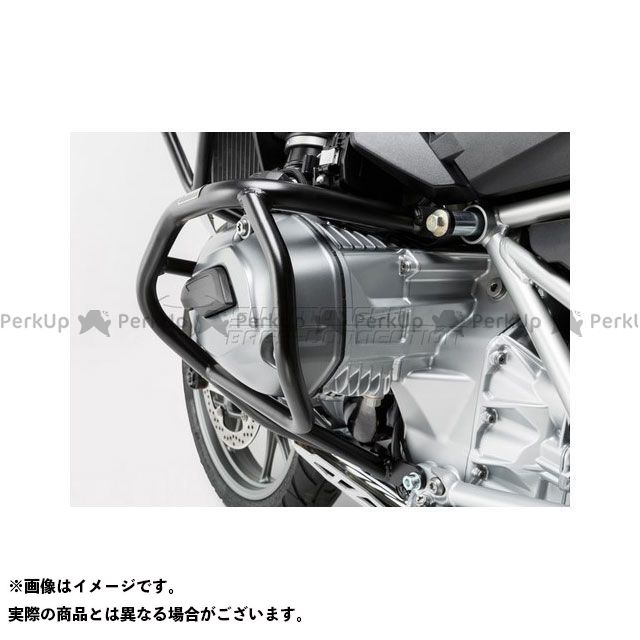 SW-MOTECH R1200GS スライダー類 クラッシュバー ブラック BMW R 1200 GS(13-) SWモテック