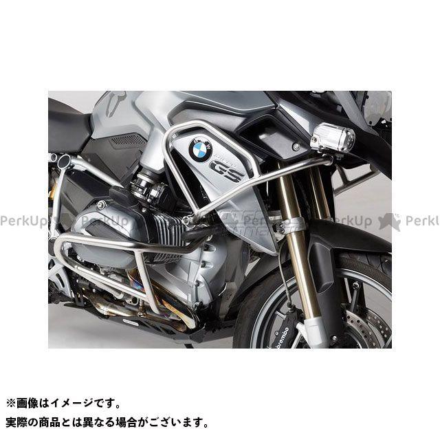 SW-MOTECH R1200GS スライダー類 アッパー クラッシュバー ステンレススチール、BMW R 1200 GS LC(13-) SWモテック