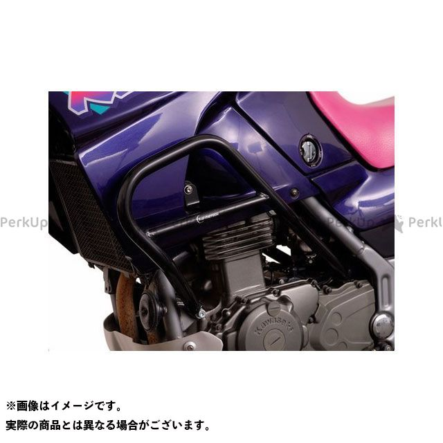 SW-MOTECH KLE500 スライダー類 クラッシュバー KAWASAKI KLE500(90-05) SWモテック