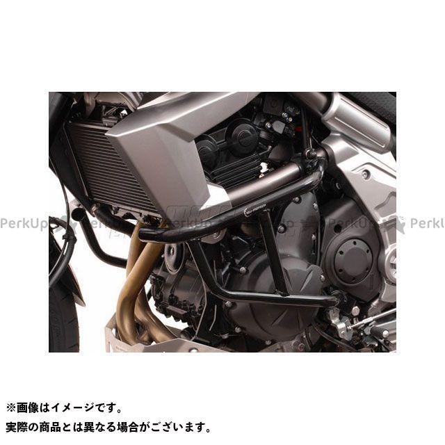 【エントリーで更にP5倍】SW-MOTECH ヴェルシス650 スライダー類 クラッシュバー Versys(07-) ブラック SWモテック