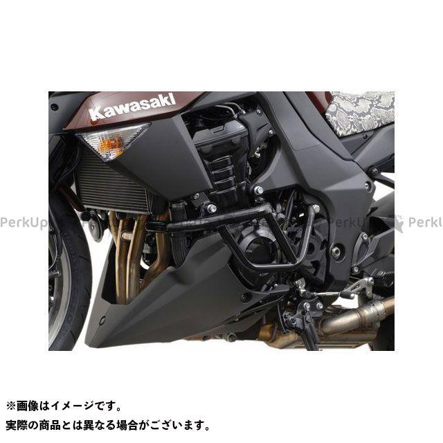 【エントリーで更にP5倍】SW-MOTECH Z1000 スライダー類 クラッシュバー -ブラック- KAWASAKI Z1000(10-) SWモテック