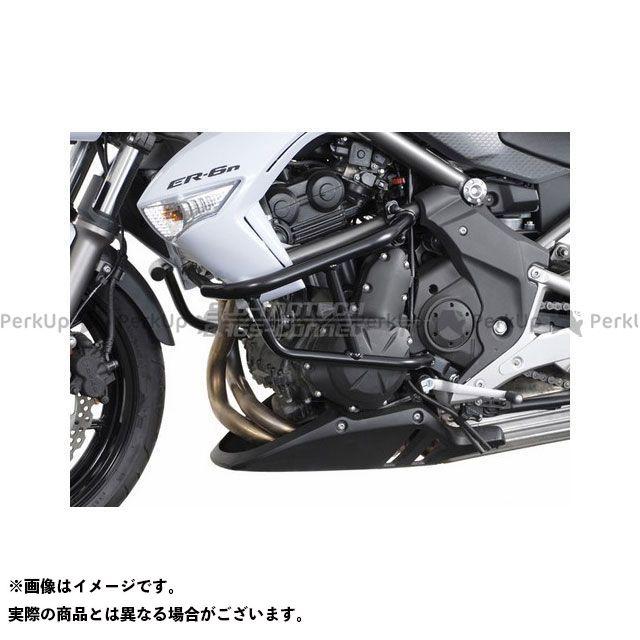 SW-MOTECH ER-6n スライダー類 クラッシュバー エンジンガード KAWASAKI ER-6n(09-)ブラック SWモテック