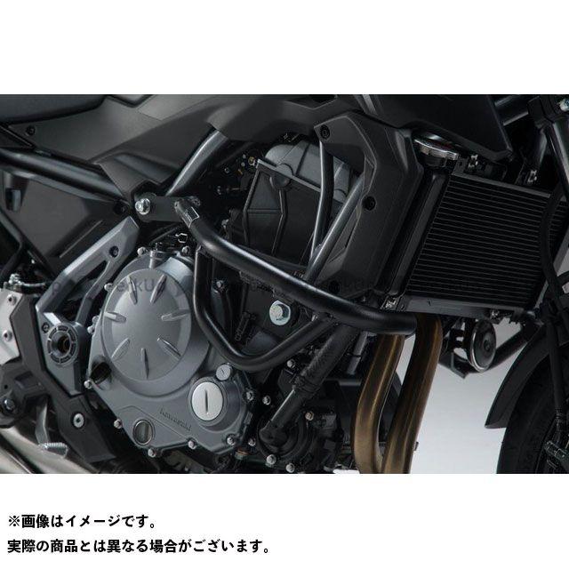 SW-MOTECH Z650 スライダー類 クラッシュバー - ブラック - Kawasaki Z650(16-). SBL.08.866.10000/B SWモテック