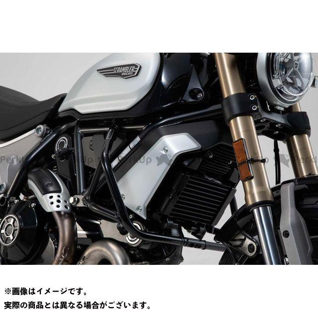 【エントリーで更にP5倍】SW-MOTECH スクランブラー 1100 スクランブラー 1100スペシャル スクランブラー 1100スポーツ スライダー類 クラッシュバー -ブラック- Ducati Scrambler 1100 models(18-)…