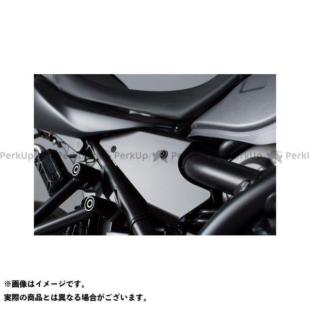 SW-MOTECH SV650 その他フレーム関連パーツ フレームカバーセット 3 pcs、ブラック、Suzuki SV650 ABS(15-) SWモテック