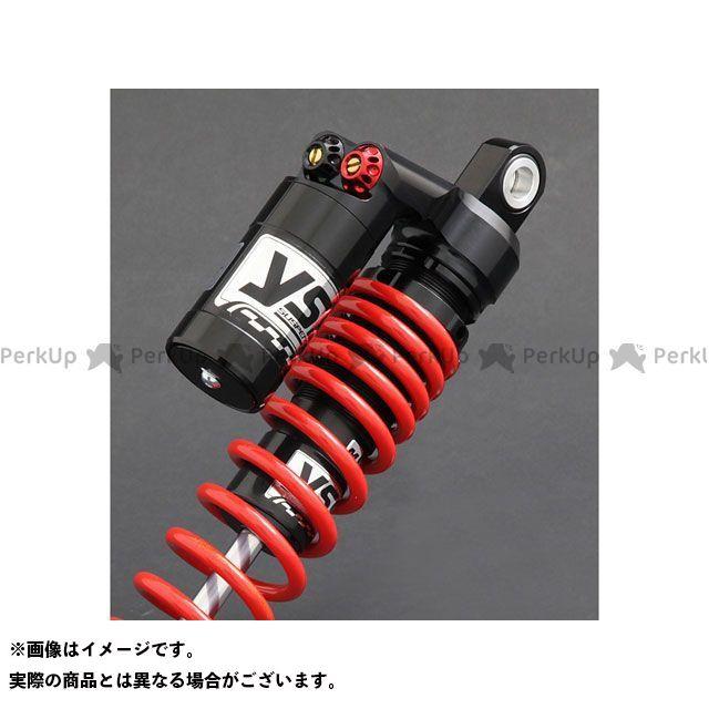 YSS YSS RACING リアサスペンション関連パーツ サスペンション YSS RACING リアサスペンション関連パーツ Sports Line S362 350mm ブラック レッド YSS