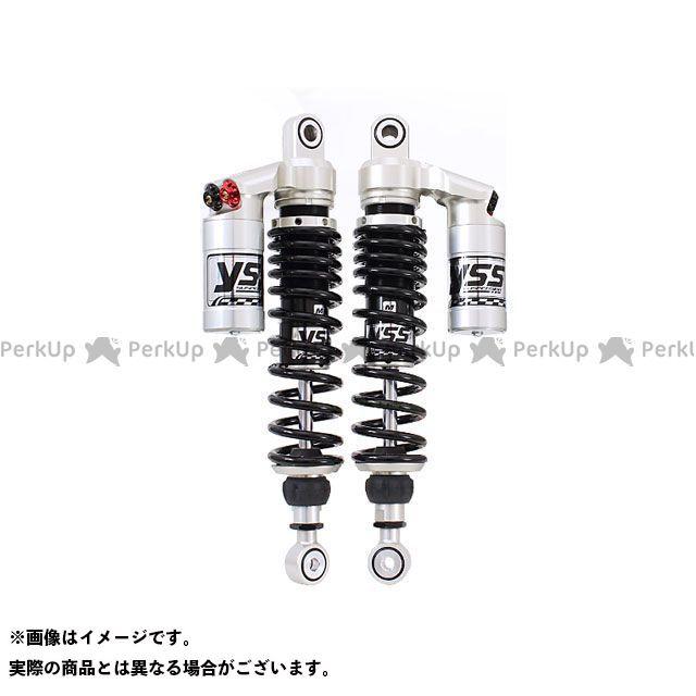 YSS RACING リアサスペンション関連パーツ Sports Line S362 360mm(10mmロング) ボディカラー:シルバー スプリングカラー:ブラック YSS