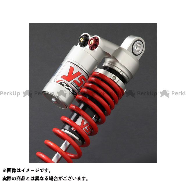 YSS RACING CB1100 リアサスペンション関連パーツ Sports Line S362 360mm ボディカラー:シルバー スプリングカラー:レッド YSS