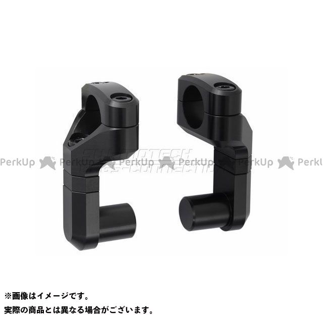 SW-MOTECH ツーリング用バッグ Vario(ヴァリオ)バーバック Converter 22mm to 28mm Up/back Variable ブラック SWモテック