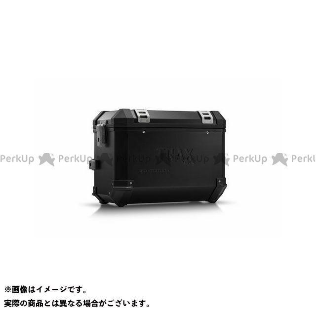 SW-MOTECH ツーリング用ボックス TRAX(トラックス)ION L. サイドケース. アルミニウム 45 l. 右側 ブラック|ALK.00.165.10001R/B SWモテック